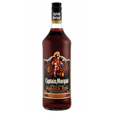 Captain Morgan Dark Rum 1.14L