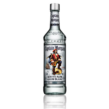Captain Morgan White Rum 1.75L