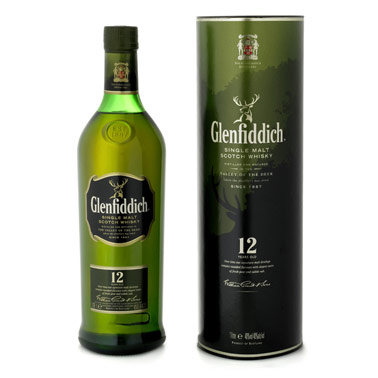 Glenfiddich Highland Malt Scotch 750ml